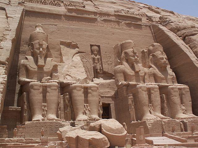 Abu Simbel Temple of Ramses II