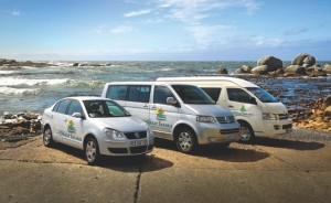 Great Safaris transfer vehicles Cape Town