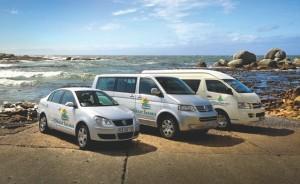Great Safaris transfer vehicles Cape Town