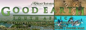 Good Earth South Africa Safari