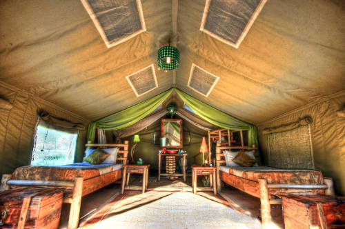 Asanja Africa Safari Camp
