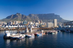 Cape Town and Greater Kruger Park Cape Town waterfront