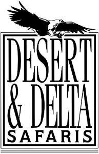 Desert & Delta Safaris logo