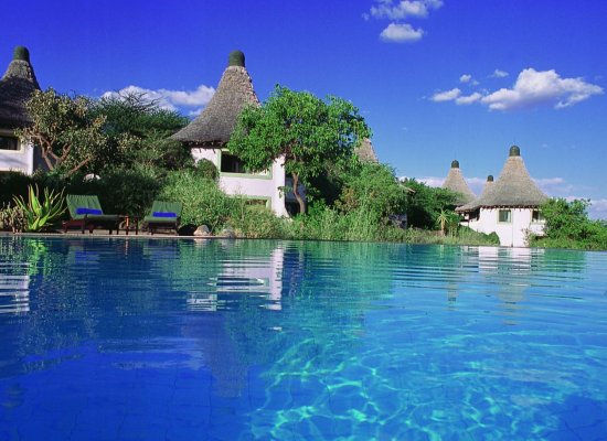 Lake Manyara Serena Lodge
