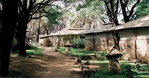 Larsen's Camp