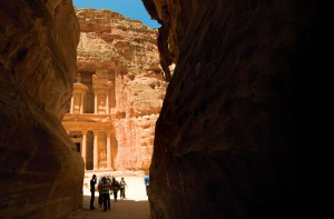 Visit Petra on our Jordan - 4 Days extension