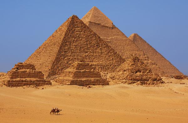 Cruise Egypt - Gift of the Nile pyramids
