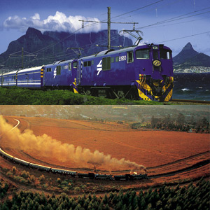 Great Safaris Rail / Train Journeys