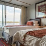 Safari Cruise & Victoria Falls: Chobe Princess room interior