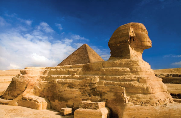 Great Egyptian Discovery The Sphinx