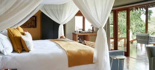 Chobe Chilwero bedroom