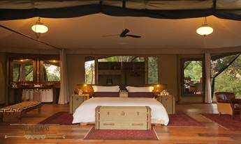 mara plains bedroom