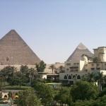 Mena House Hotel, Cairo, Egypt