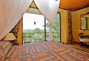 Serengeti Sopa Lodge room