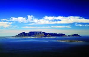 Cape & Safari Cape Town aerial view