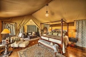 Sand River Masai Mara guest room