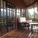 Mahogany Springs Safari Lodge terrace
