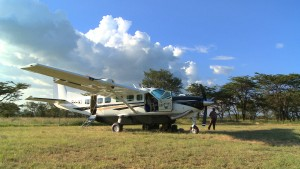 Kenya Flying Safari Cessna Caravan