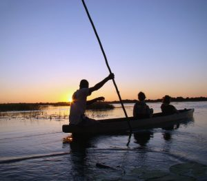 Adventure and Value Riding in a Mekoro