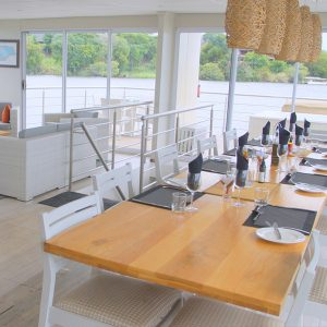 Zambezi Princess cruise