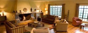 Sabyinyo Silverback Lodge interior