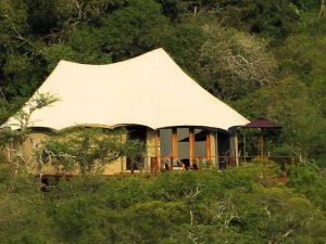 Thanda Tented Camp exterior