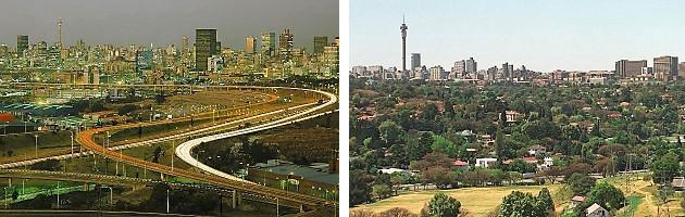 The Great Southern Safari Johannesburg vistas