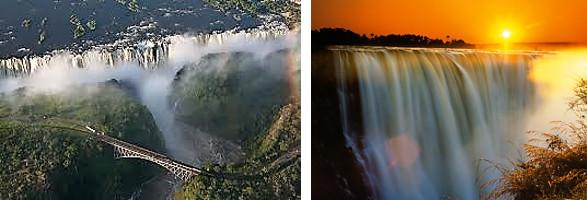 The Great Southern Safari Victoria Falls vistas
