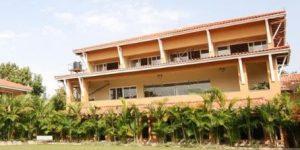 Hotel No 5 Entebbe exterior