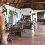 Papaya Lake Lodge bar lounge