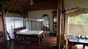 Katara Lodge cottage interior