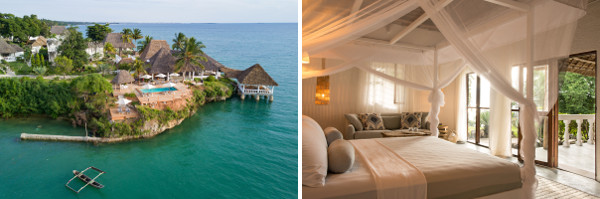 Bucket List Bush Safari & Ocean Stay - Tanzania Chuini Zanzibar Beach Lodge