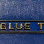 The Blue Train nameplate