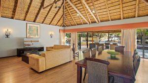 Ivory Tree Game Lodge Pilane Villa standard room