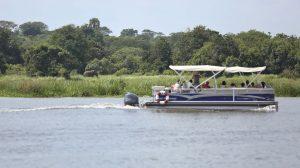 Uganda Explore Paraa boat ride