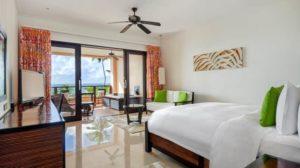 DoubleTree Allamanda Resort & Spa Seychelles king deluxe ocean view room