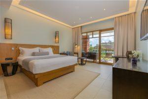 Savoy Seychelles Resort & Spa Ocean Side room
