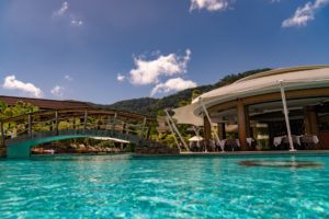 Savoy Seychelles Resort & Spa swimming pool