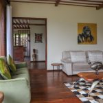 Four Gorillas Lodge interior