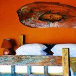 Kabalega Wilderness Lodge bedroom