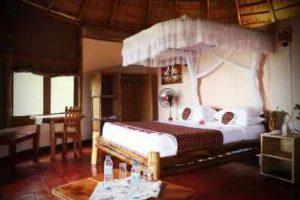 Parkview Safari Lodge bedroom